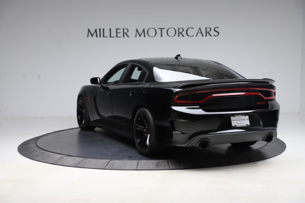 Used 2018 Dodge Charger SRT Hellcat for sale $59,900 at Bentley Greenwich in Greenwich CT 06830 5