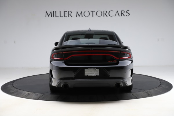Used 2018 Dodge Charger SRT Hellcat for sale $59,900 at Bentley Greenwich in Greenwich CT 06830 6