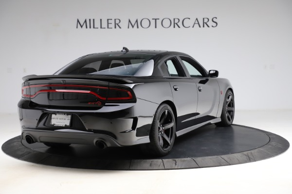 Used 2018 Dodge Charger SRT Hellcat for sale $59,900 at Bentley Greenwich in Greenwich CT 06830 7