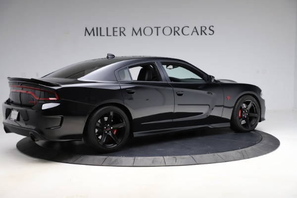 Used 2018 Dodge Charger SRT Hellcat for sale $59,900 at Bentley Greenwich in Greenwich CT 06830 8