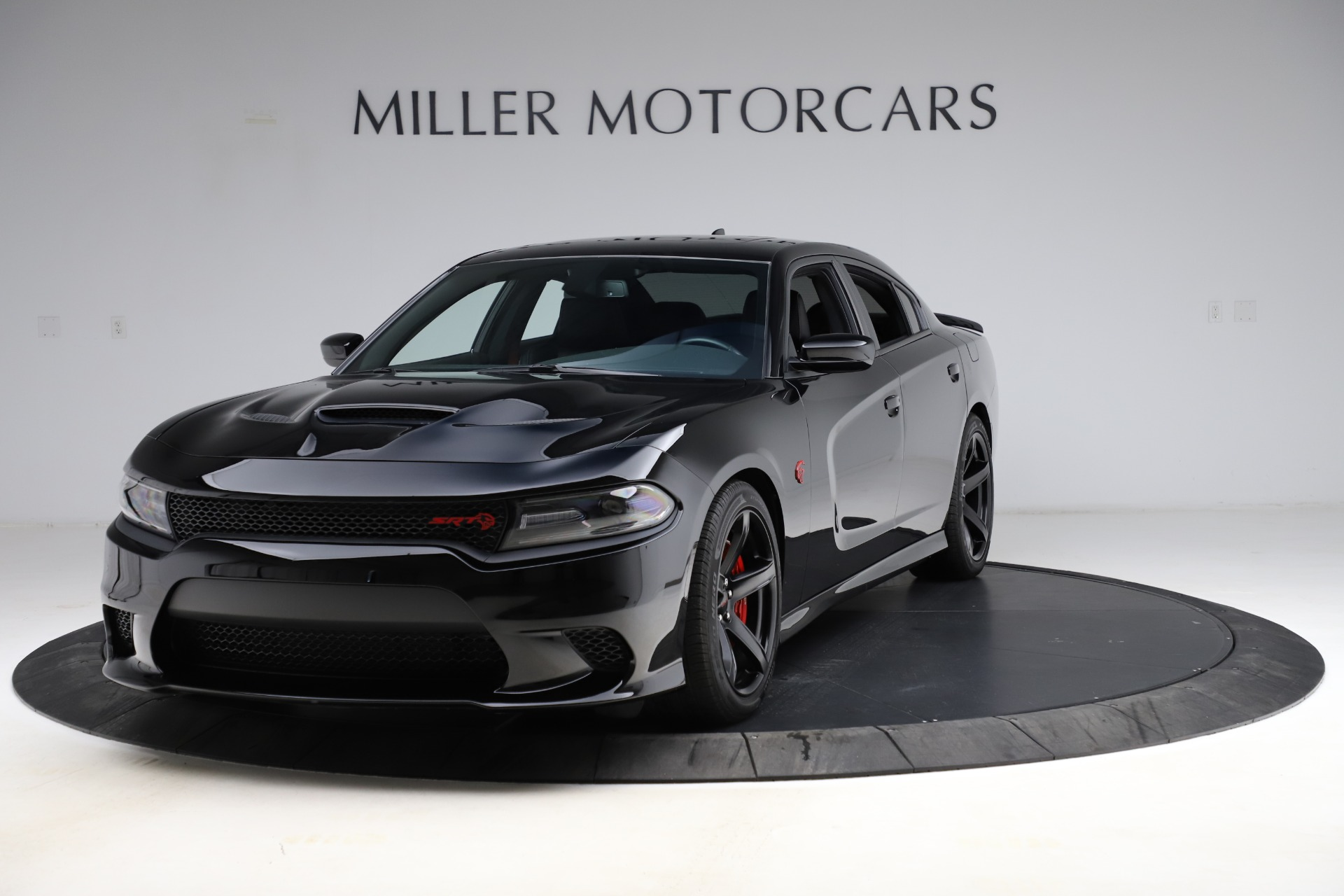Used 2018 Dodge Charger SRT Hellcat for sale $59,900 at Bentley Greenwich in Greenwich CT 06830 1