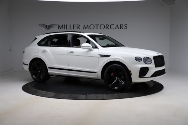 New 2021 Bentley Bentayga V8 for sale Call for price at Bentley Greenwich in Greenwich CT 06830 10