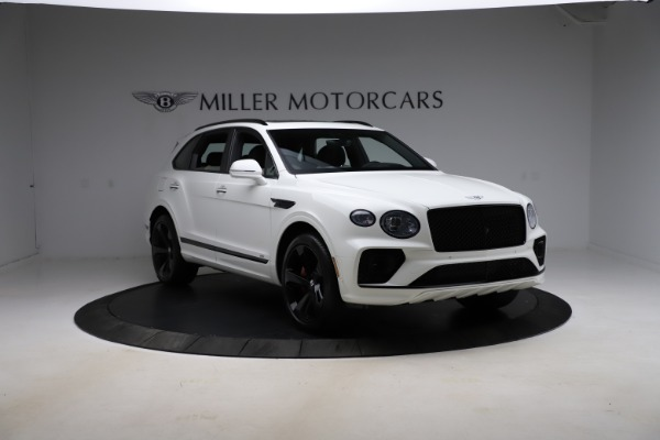 New 2021 Bentley Bentayga V8 for sale Call for price at Bentley Greenwich in Greenwich CT 06830 11