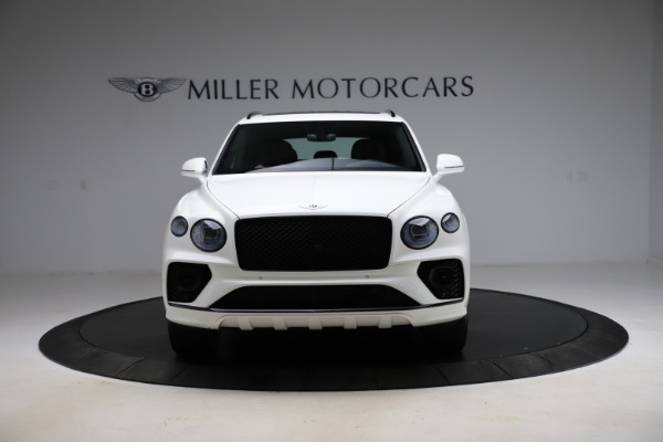 New 2021 Bentley Bentayga V8 for sale Call for price at Bentley Greenwich in Greenwich CT 06830 12