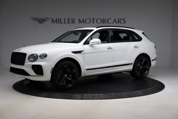 New 2021 Bentley Bentayga V8 for sale Call for price at Bentley Greenwich in Greenwich CT 06830 2