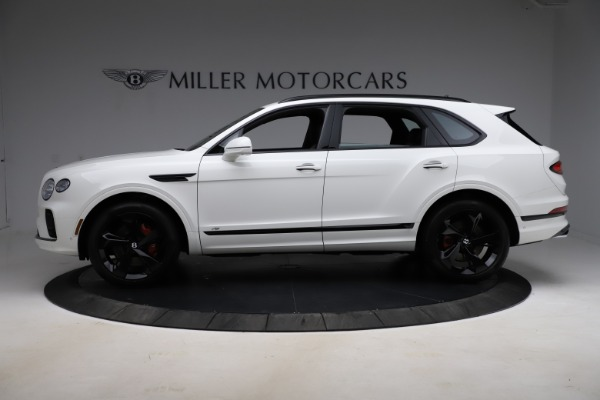 New 2021 Bentley Bentayga V8 for sale Call for price at Bentley Greenwich in Greenwich CT 06830 3