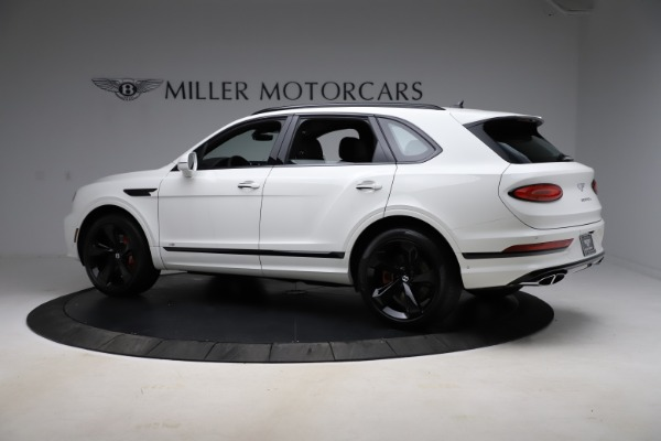 New 2021 Bentley Bentayga V8 for sale Call for price at Bentley Greenwich in Greenwich CT 06830 4