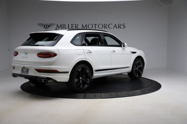 New 2021 Bentley Bentayga V8 for sale Call for price at Bentley Greenwich in Greenwich CT 06830 8