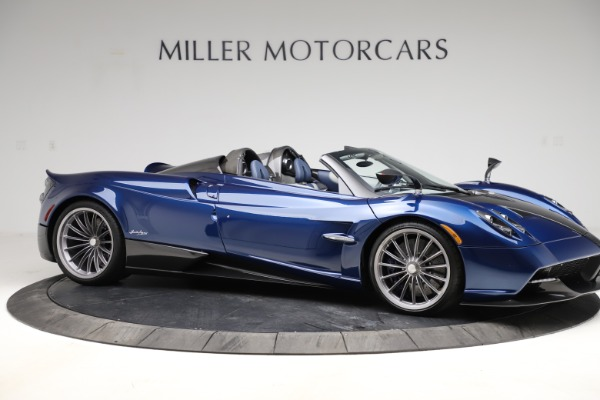 Used 2017 Pagani Huayra Roadster for sale Call for price at Bentley Greenwich in Greenwich CT 06830 10