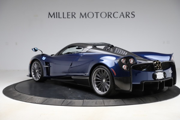 Used 2017 Pagani Huayra Roadster for sale Call for price at Bentley Greenwich in Greenwich CT 06830 16