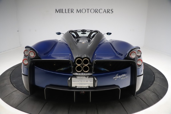 Used 2017 Pagani Huayra Roadster for sale Call for price at Bentley Greenwich in Greenwich CT 06830 25