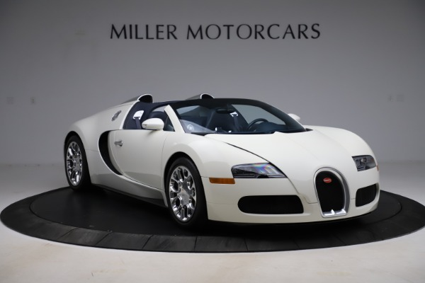Used 2010 Bugatti Veyron 16.4 Grand Sport for sale Call for price at Bentley Greenwich in Greenwich CT 06830 10
