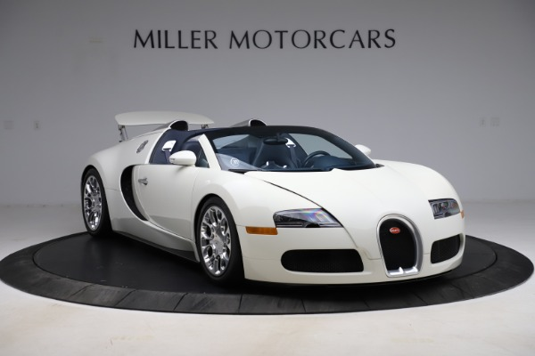 Used 2010 Bugatti Veyron 16.4 Grand Sport for sale Call for price at Bentley Greenwich in Greenwich CT 06830 11