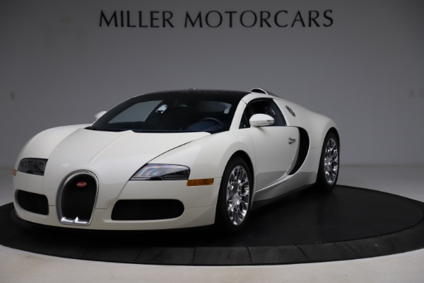 Used 2010 Bugatti Veyron 16.4 Grand Sport for sale Call for price at Bentley Greenwich in Greenwich CT 06830 13