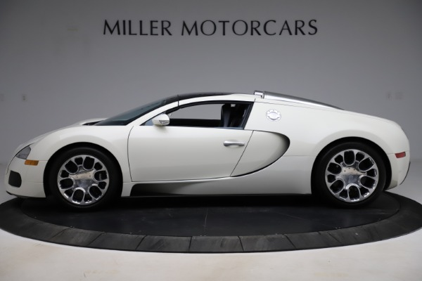 Used 2010 Bugatti Veyron 16.4 Grand Sport for sale Call for price at Bentley Greenwich in Greenwich CT 06830 14