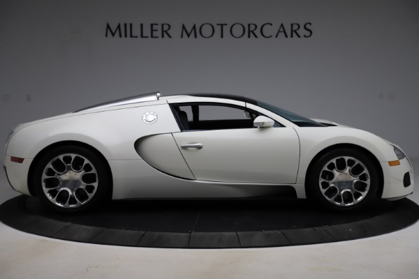 Used 2010 Bugatti Veyron 16.4 Grand Sport for sale Call for price at Bentley Greenwich in Greenwich CT 06830 16