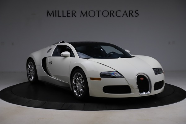 Used 2010 Bugatti Veyron 16.4 Grand Sport for sale Call for price at Bentley Greenwich in Greenwich CT 06830 17