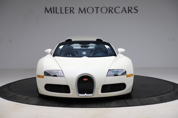 Used 2010 Bugatti Veyron 16.4 Grand Sport for sale Call for price at Bentley Greenwich in Greenwich CT 06830 18