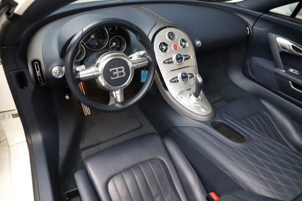 Used 2010 Bugatti Veyron 16.4 Grand Sport for sale Call for price at Bentley Greenwich in Greenwich CT 06830 19