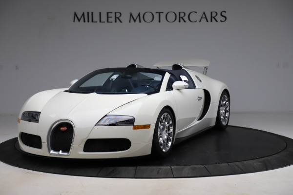 Used 2010 Bugatti Veyron 16.4 Grand Sport for sale Call for price at Bentley Greenwich in Greenwich CT 06830 2