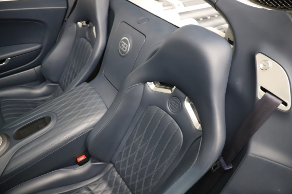 Used 2010 Bugatti Veyron 16.4 Grand Sport for sale Call for price at Bentley Greenwich in Greenwich CT 06830 23