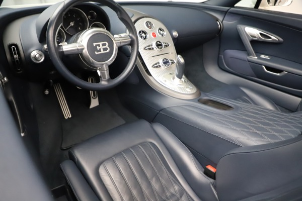 Used 2010 Bugatti Veyron 16.4 Grand Sport for sale Call for price at Bentley Greenwich in Greenwich CT 06830 24