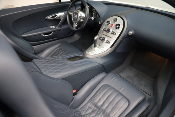 Used 2010 Bugatti Veyron 16.4 Grand Sport for sale Call for price at Bentley Greenwich in Greenwich CT 06830 25