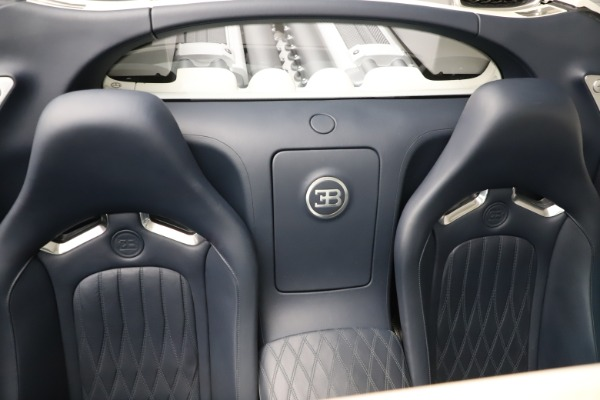 Used 2010 Bugatti Veyron 16.4 Grand Sport for sale Call for price at Bentley Greenwich in Greenwich CT 06830 28