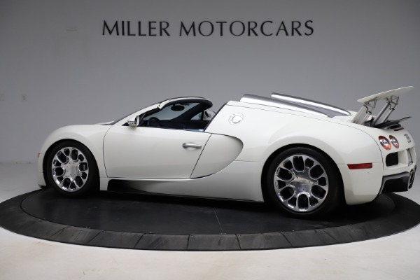 Used 2010 Bugatti Veyron 16.4 Grand Sport for sale Call for price at Bentley Greenwich in Greenwich CT 06830 4