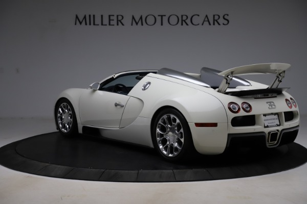 Used 2010 Bugatti Veyron 16.4 Grand Sport for sale Call for price at Bentley Greenwich in Greenwich CT 06830 5