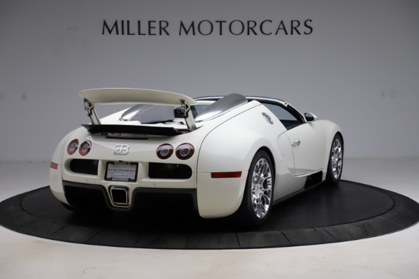 Used 2010 Bugatti Veyron 16.4 Grand Sport for sale Call for price at Bentley Greenwich in Greenwich CT 06830 7