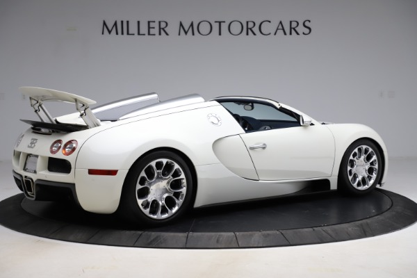 Used 2010 Bugatti Veyron 16.4 Grand Sport for sale Call for price at Bentley Greenwich in Greenwich CT 06830 8