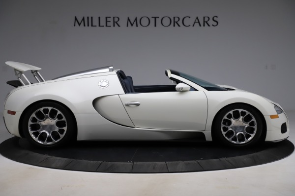 Used 2010 Bugatti Veyron 16.4 Grand Sport for sale Call for price at Bentley Greenwich in Greenwich CT 06830 9