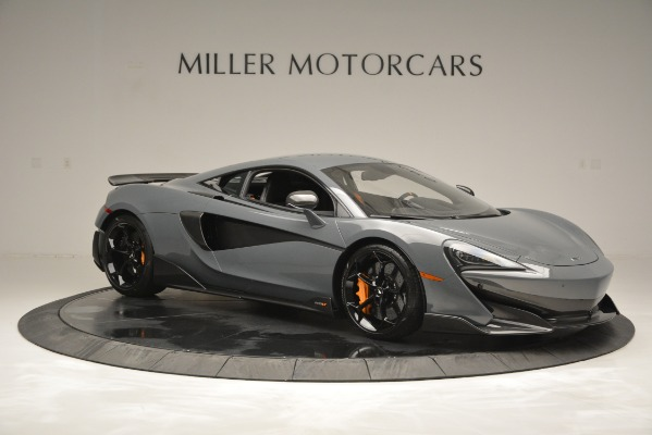 Used 2019 McLaren 600LT Luxury for sale Sold at Bentley Greenwich in Greenwich CT 06830 10