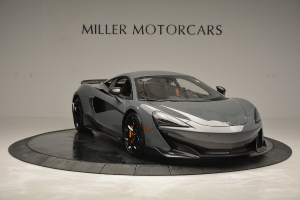 Used 2019 McLaren 600LT Luxury for sale Sold at Bentley Greenwich in Greenwich CT 06830 11