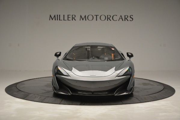 Used 2019 McLaren 600LT Luxury for sale Sold at Bentley Greenwich in Greenwich CT 06830 12