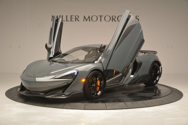 Used 2019 McLaren 600LT Luxury for sale Sold at Bentley Greenwich in Greenwich CT 06830 14