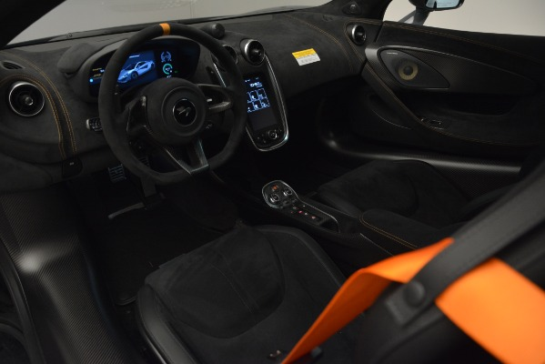 Used 2019 McLaren 600LT Luxury for sale Sold at Bentley Greenwich in Greenwich CT 06830 17