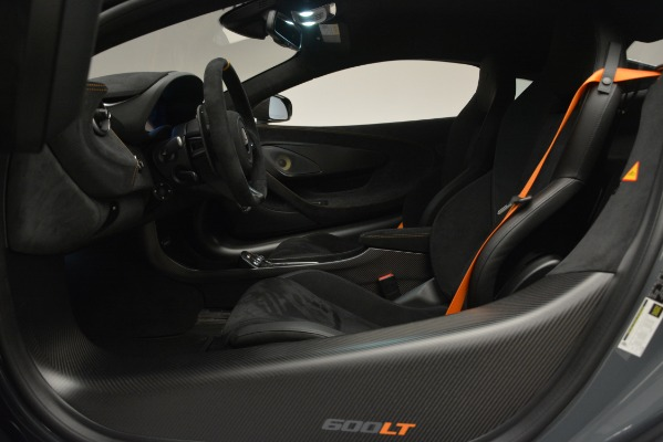 Used 2019 McLaren 600LT Luxury for sale Sold at Bentley Greenwich in Greenwich CT 06830 18
