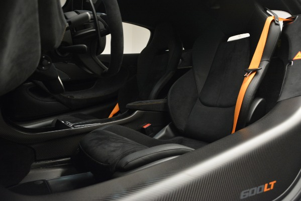 Used 2019 McLaren 600LT Luxury for sale Sold at Bentley Greenwich in Greenwich CT 06830 19