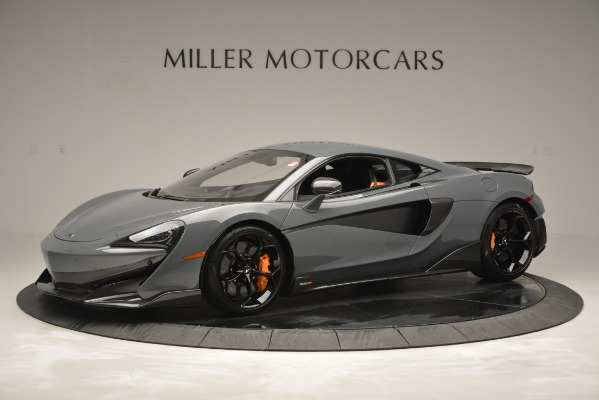Used 2019 McLaren 600LT Luxury for sale Sold at Bentley Greenwich in Greenwich CT 06830 2