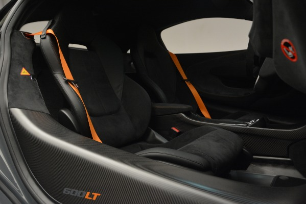 Used 2019 McLaren 600LT Luxury for sale Sold at Bentley Greenwich in Greenwich CT 06830 23