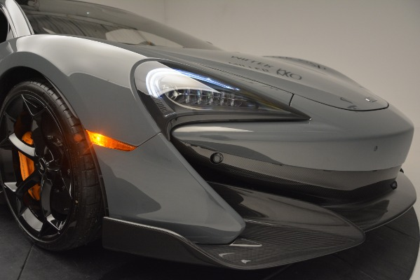 Used 2019 McLaren 600LT Luxury for sale Sold at Bentley Greenwich in Greenwich CT 06830 24