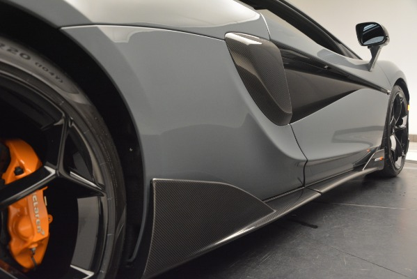 Used 2019 McLaren 600LT Luxury for sale Sold at Bentley Greenwich in Greenwich CT 06830 25