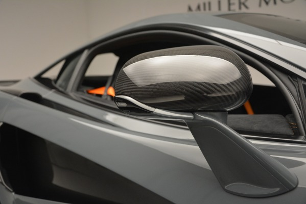 Used 2019 McLaren 600LT Luxury for sale Sold at Bentley Greenwich in Greenwich CT 06830 26