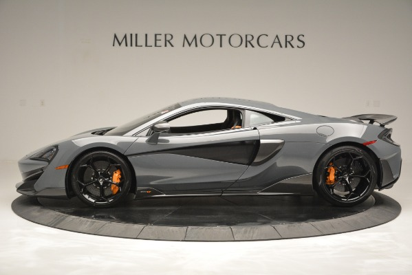 Used 2019 McLaren 600LT Luxury for sale Sold at Bentley Greenwich in Greenwich CT 06830 3