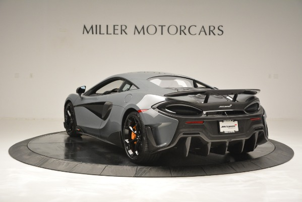 Used 2019 McLaren 600LT Luxury for sale Sold at Bentley Greenwich in Greenwich CT 06830 5
