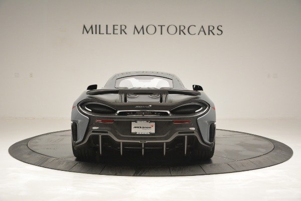 Used 2019 McLaren 600LT Luxury for sale Sold at Bentley Greenwich in Greenwich CT 06830 6