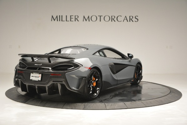 Used 2019 McLaren 600LT Luxury for sale Sold at Bentley Greenwich in Greenwich CT 06830 7