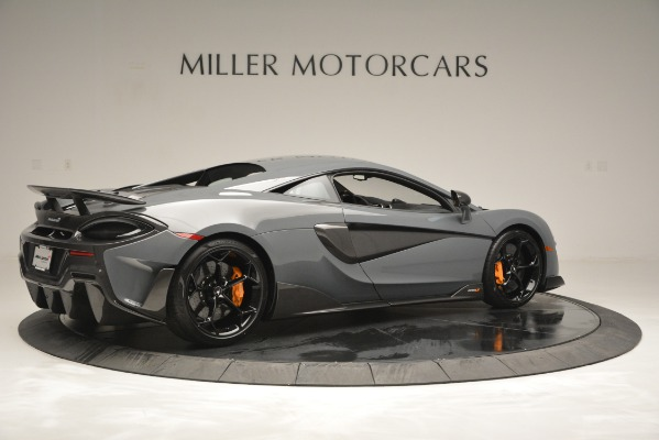 Used 2019 McLaren 600LT Luxury for sale Sold at Bentley Greenwich in Greenwich CT 06830 8